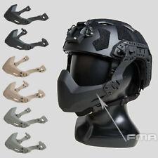 FMA Tactical Folding Arm Half seal Mask for Helmet / Helmet & Split Type Goggles
