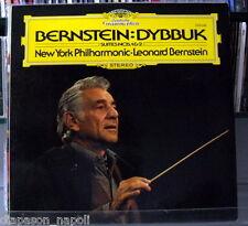 Bernstein: Dybbuk / Leonard Benstein - LP 33 rpm DGG