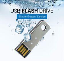 USB Germany Mini KEY Silber USB Stick Silver  Schlüssel USB Flasch Drive 2.0