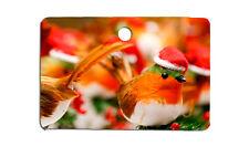 BLANK HORIZONTAL RECTANGLE Christmas MDF Bauble Heat Press Sublimation 102172