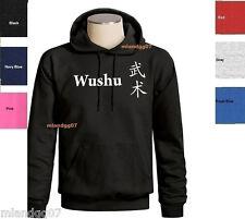 Wushu Chinese Fighting Sweatshirt Martial Art Combat Hoodie SZ S-3XL
