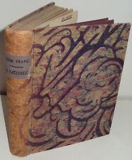 Léon Frapié: La Maternelle, Illustrations de Steinlen - Albin Michel 1908