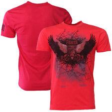 "Forza MMA ""Soar"" T-Shirt - Red"