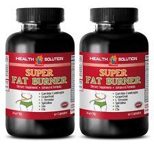 Appetite Control - SUPER FAT BURNER 2640 Mg - 2B - GARCINIA CAMBOGIA Pills