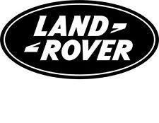 Land Rover Vinyl Decal Sticker Bumper for Car, Truck, Laptop, Phone, Cornhole