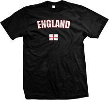England United Kingdom British Britain UK English Flag Mens T-shirt
