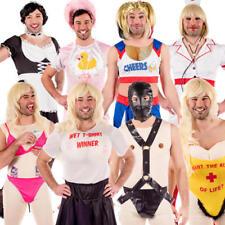 Stag Do Noche para Hombre Vestido Elegante Novedad Humor Divertido Soltero Fiesta Disfraces Adultos