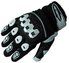 Heyberry Motocross Offroad MTB MX Handschuhe schwarz weiß Gr. S M L XL XXL