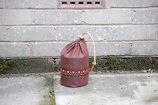 Bushcraft (Ikea) Hobo Stove Bag Waxed Cotton