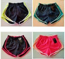 NIKE DriFit Running Shorts Inner Brief Drawstring Women Regular & Plus Sizes