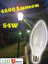 LEDUPDATES 250w Metal Halide Equivalent 54w LED Corn Bulb 4600 Lumen
