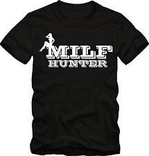 MILF HUNTER  PORNO T-Shirt   T- Shirt  bis 5 XL Funshirt
