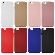Handyhülle Schutz Hülle Back Cover Hard Case Schale für iPhone Matt Schutzhülle