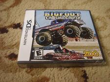 Bigfoot: Collision Course (Nintendo Ds, 2009)