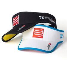 Compressport Triathlon Visor Cap in esecuzione