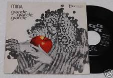 """MINA:7""""-GRANDE GRANDE..ORIGNALE 1972 EX CONDITION"""
