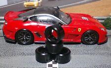 1/32 PAULGAGE SLOT CAR TIRES 2pr PGT-19125LM fit CARRERA Ferrari 599XX