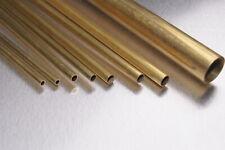 Messing Rohr hart von 2 bis 18mm zur AuswahMessingrohr 1000mm länge