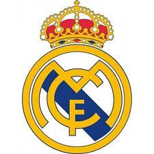 Sticker autocollant foot Real Madrid Real Madrid