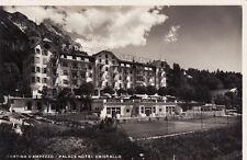 #CORTINA D'AMPEZZO: PALACE HOTEL CRISTALLO