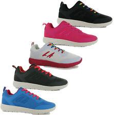 LA GEAR Donna Rainbow Scarpe Trainer 35 36 37 38 39 40 41 42 Sneaker Nuovo