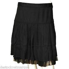 DDP jupe femme voile noire taille L 40 - 42