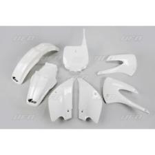 47295: UFO Kit plástica completo Kawasaki blanco KAKIT218-047