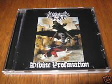 NOCTURNAL VOMIT Divine Profanation CD blasphemophager