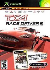 ToCA Race Driver 2/Colin McRae Rally 04 (Microsoft Xbox, 2004)