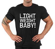 "T-Shirt Bodybuilding Fitness Palestra ""Light Weight..."""