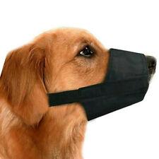 New listing Adjustable Safe Dog Muzzle Anti Biting Barking Chewing Muzzle Small Medium Large