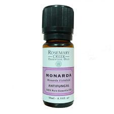 Monarda Essential Oil - Antifugal - 100% Pure and Natural - Therapeutic Grade