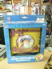JIMI HENDRIX EXPERIENCE 3D ALBUM COVER Pop culture by McFarlane NEW MIB