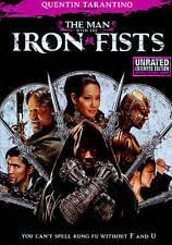 The Man with the Iron Fists DVD, Zhu Zhu, Daniel Wu, Jamie Chung, David (aka Dav