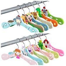 Kinderkleiderbügel Kleiderbügel Kinder Baby Babykleiderbügel Holz Bügel 6 Stück