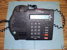 Nortel Networks Model: M3902 Basic Business Telephone <