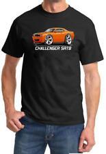 2009-14 Dodge Challenger SRT8 Hemi Full Color Tshirt NEW FREE SHIPPING