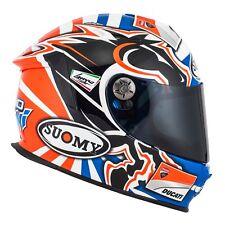 Casco Helm Casque Helmet SUOMY SR SPORT Dovizioso GP Replica Ducati KSSR0033