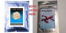 Vetark Fluke Solve 10g 100g Aquarium Or Pond Fish Fluke Wormer Treatment