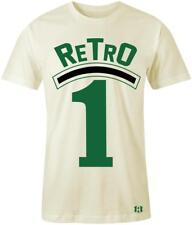 """Retro 1"" T-shirt to Match Retro ""Pine Green"" 1's"