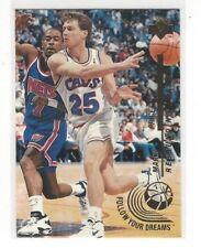 1994 UPPER DECK USA BASKETBALL FOLLOW YOUR DREAMS INSERT SINGLES