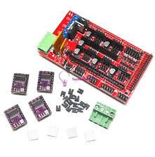 New 3D Printer RAMPS 1.4 Control Board + DRV8825 StepStick Motor Driver Module