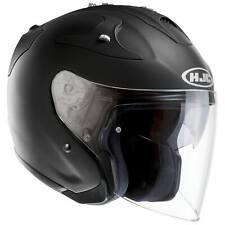 HJC FG-JET MATT Motorrad Jethelm - matt schwarz