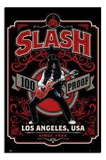 89743 Slash Whiskey Label Decor WALL PRINT POSTER CA