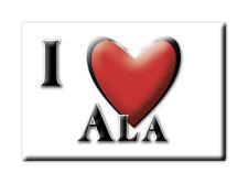 CALAMITA TRENTINO ALTO ADIGE FRIDGE MAGNET MAGNETE SOUVENIR LOVE ALA (TN)--