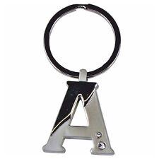 Chunky Letter Key ring. Letters A - Z. Bling keyring