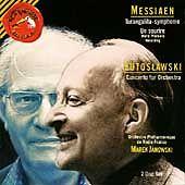 Messiaen: Turangalila-Symphonie; Un Sourire; Lutoslawski: Concerto for Orchestra