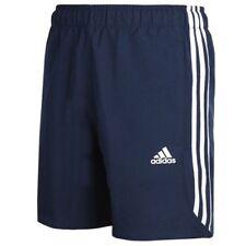 Hombre Nuevo Adidas Chelsea ClimaLite Pantalones Cortos Correr Gimnasio Fitness-Azul Marino