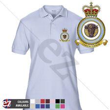 RAF Station Neatishead - RAF Polo Shirt - Optional Veteran Badge