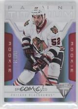 2012-13 Panini Rookie Anthology Titanium Rookies #14 Brandon Bollig Hockey Card